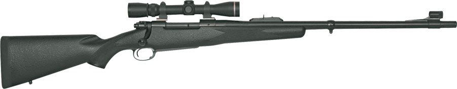 safari model rifle